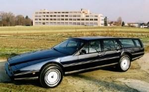 """'Aston Martin Lagonda Wagon"""""""