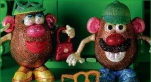 Neiman Marcus Mr. & Mrs. Potato Head