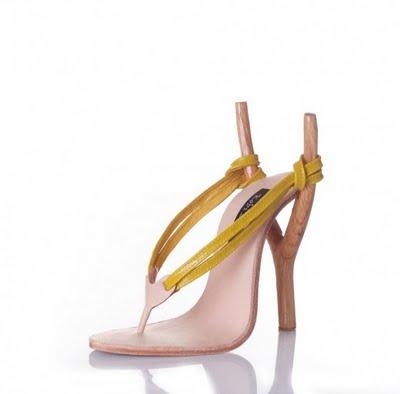 Foto Desain Sepatu Wanita Terunik