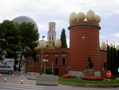 The Torre Galatea Figueras