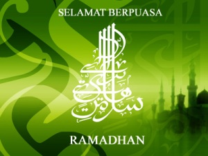 """""""Ucapan Selamat Ramadhan"""""""
