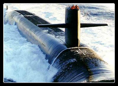 Kapal Selam Nuklir Kelas Ohio